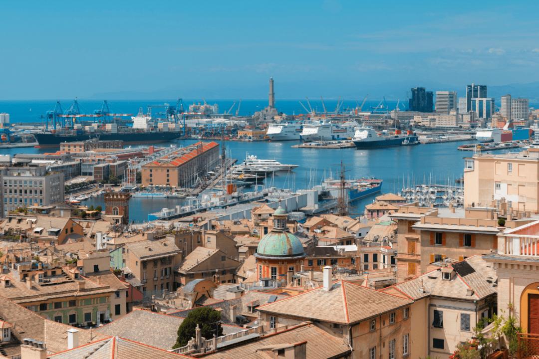 Airenti & Barabino - Le sedi Airenti & Barabino in Italia